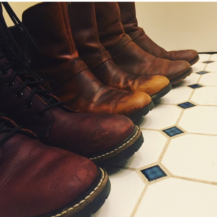 a good boot